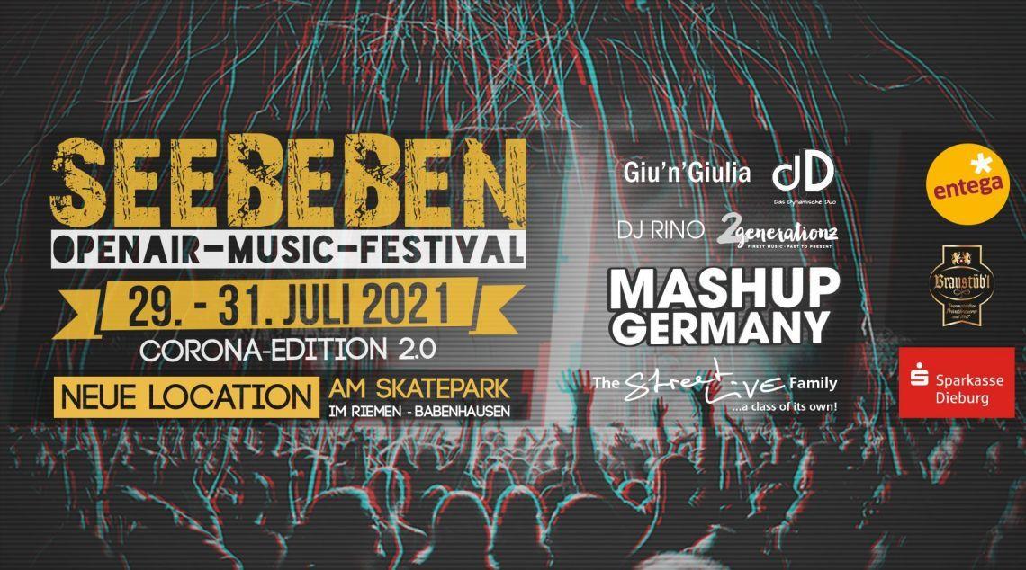 SEEBEBEN OpenAir-Music-Festival 2021