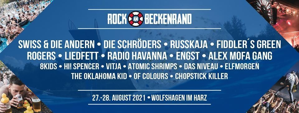 Rock am Beckenrand Festival 2021