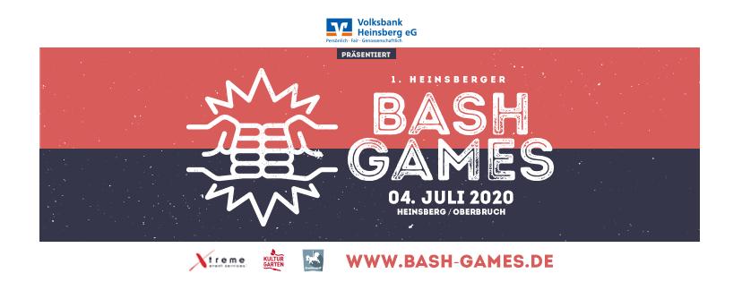 1. Heinsberger Bash Games
