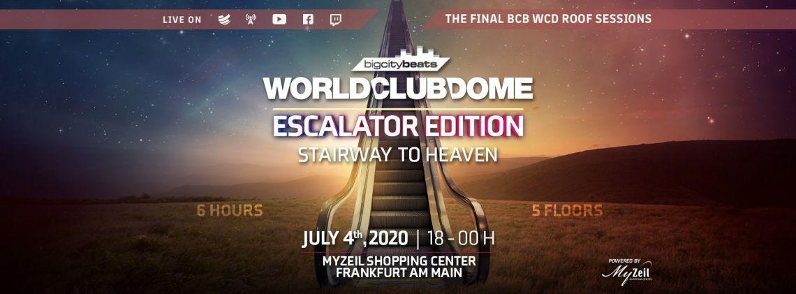 WORLD CLUB DOME - Escalator Edition