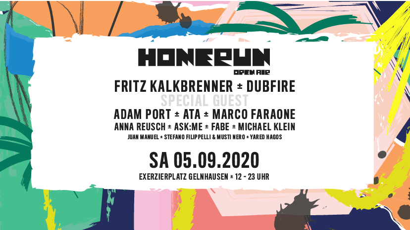 Homerun Open Air 2020