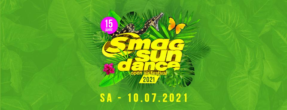 SMAG Sundance Open Air Festival 2021
