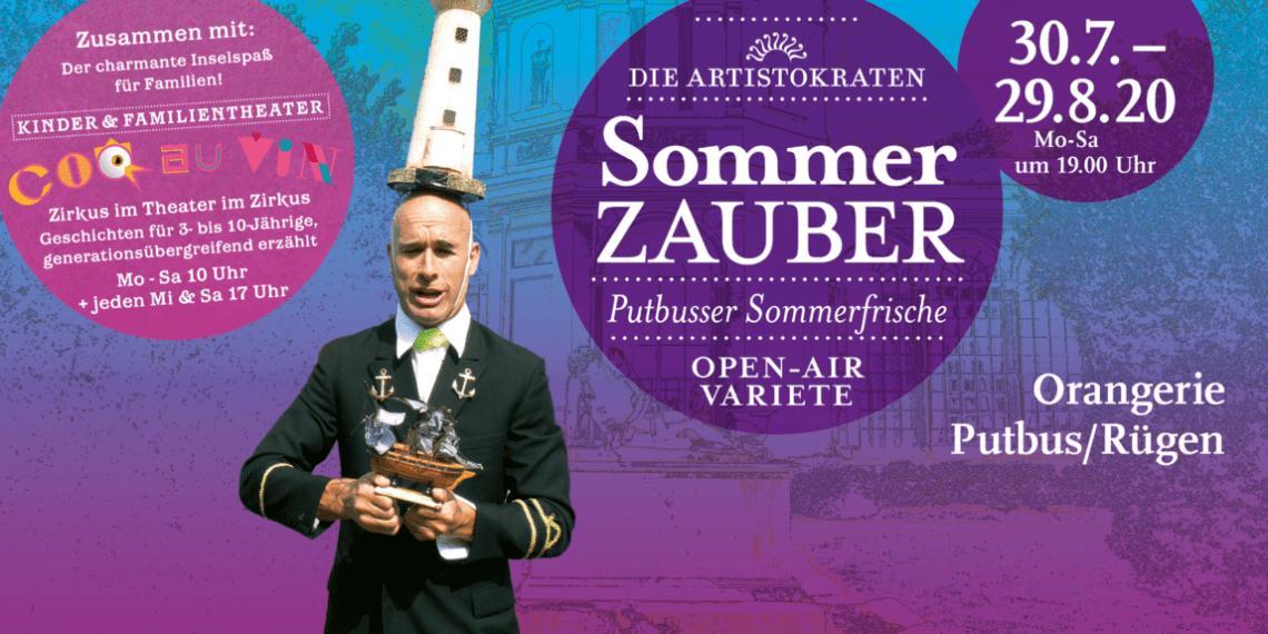 Die Artistokraten – Sommerzauber in Putbus