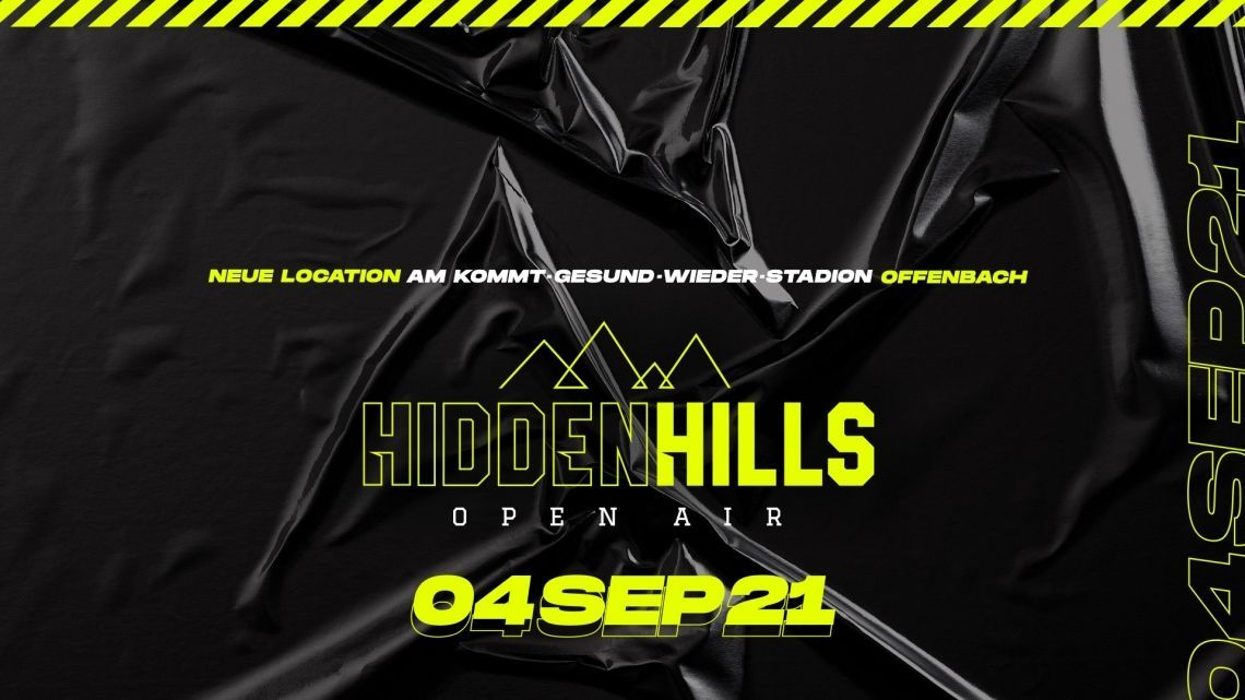Hidden Hills Open Air 2021