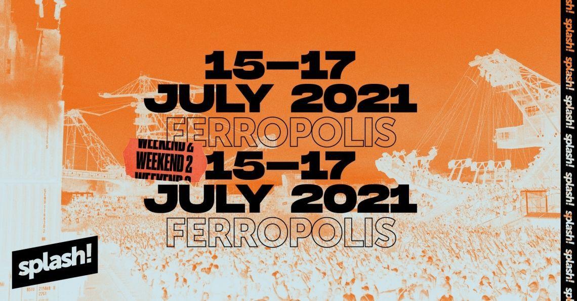 splash! Festival 2021 - Weekend 2