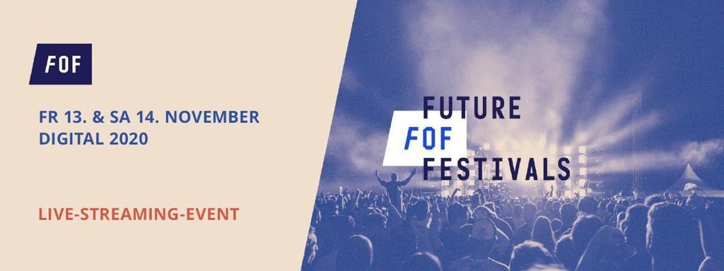 Future Of Festivals Digital 2020