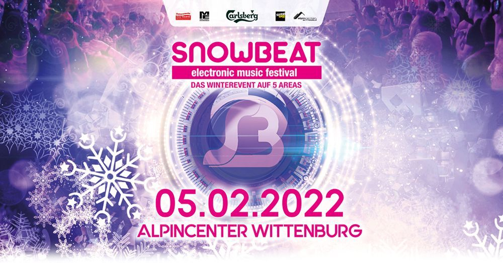 Snowbeat 2022 - Electronic Music Festival