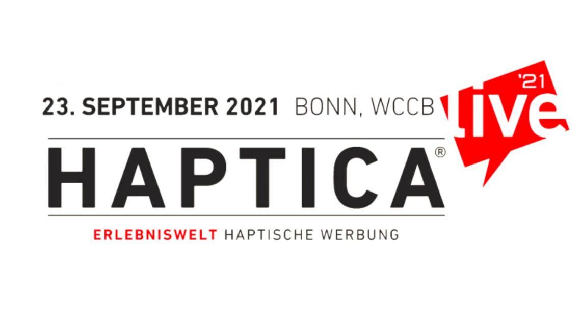 HAPTICA® live 2021