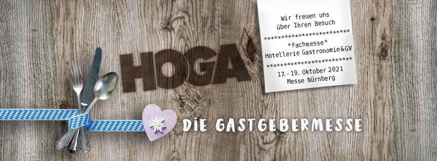 HOGA 2021 - Die Gastgebermesse
