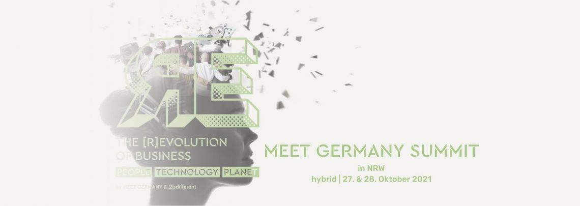 MEET GERMANY SUMMIT in NRW