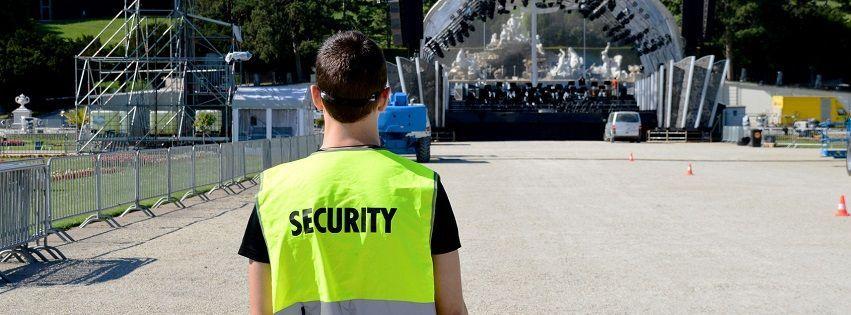 Sicherheitskonzepte für Veranstaltungen