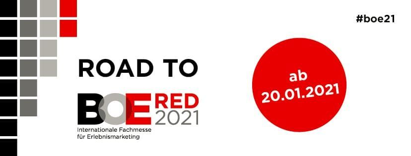 Road to BOE Red 2021