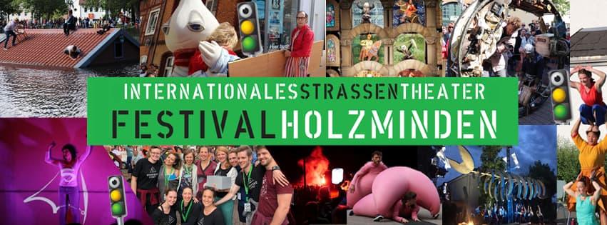 16. Internationales Straßentheater Festival Holzminden
