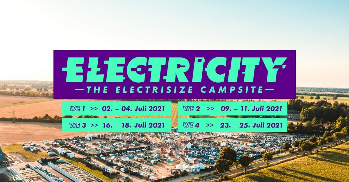 Electricity 2021 - The Electrisize Campsite WE1