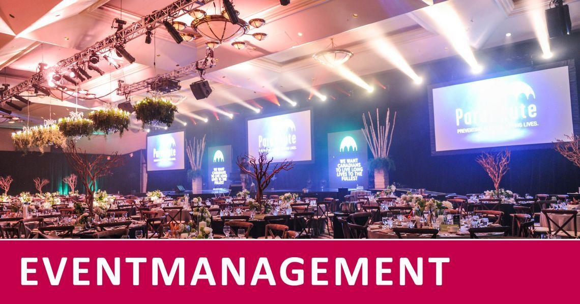 Weiterbildung: Eventmarketing und Veranstaltungsplanung