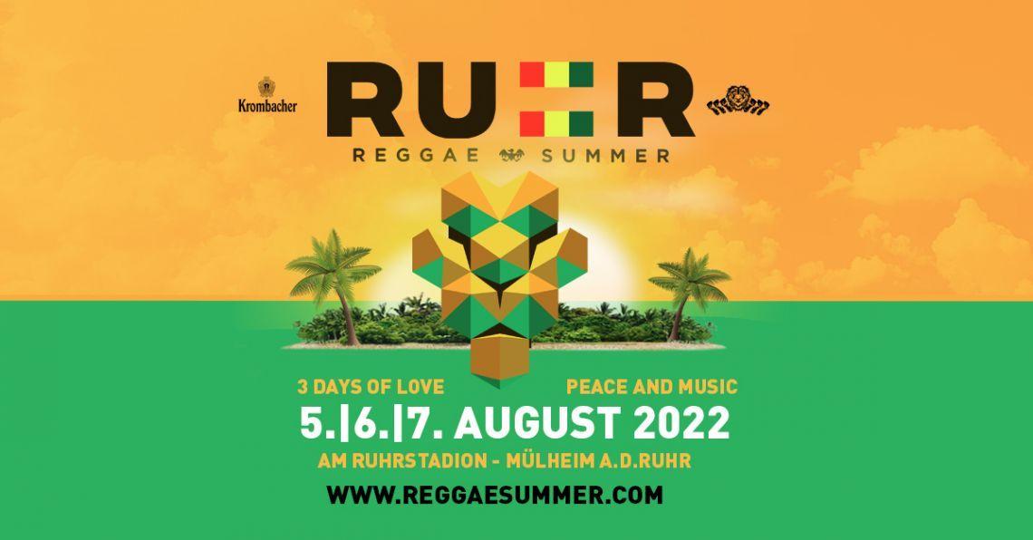 Ruhr Reggae Summer 2022