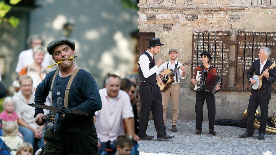 Kulturpflanzen 2021 - Knäcke | Bernadino Street Band
