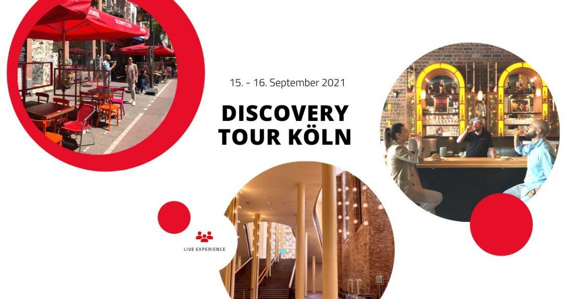 Discovery Tour Köln