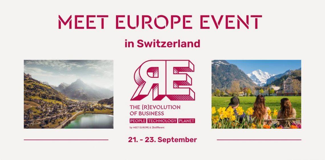 MEET EUROPE EVENT in Switzerland