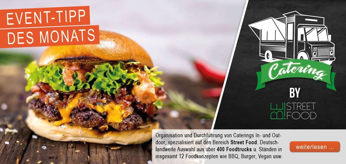 159663_September_Event-Tipp-des-MOnats: Be! Streetfood