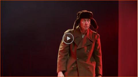 ImproTheater als Russe