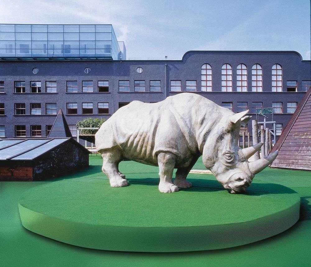 Zentrum für Gegenwartskunst, Linz, Österreich. Drehscheiben für Museen oder Kunstausstellungen, Drehscheiben für aussergewöhnliche Projekte. Bei uns sind Sie an der richtigen Stelle.