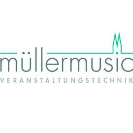 müllermusic Veranstaltungstechnik - gegenüber der Koelnmesse -