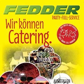 Fedder Event-Full-Service und Premium-Catering