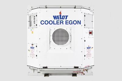 Adiabatische Klimatisierung Klimagerät Egon: Energie sparend dank adiabatischer Kühlung