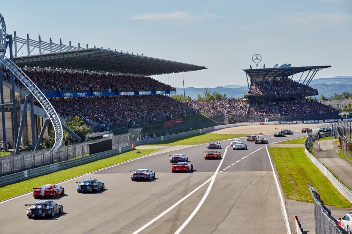 Rennsport-Atmosphäre bei der FIA WEC - 6 Hours of Nürburgring Copyright: Stefan Baldauf