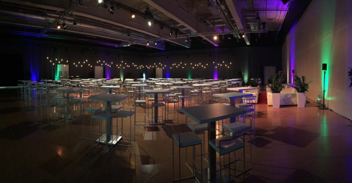 Firmenveranstaltung im BITBURGER Event-Center