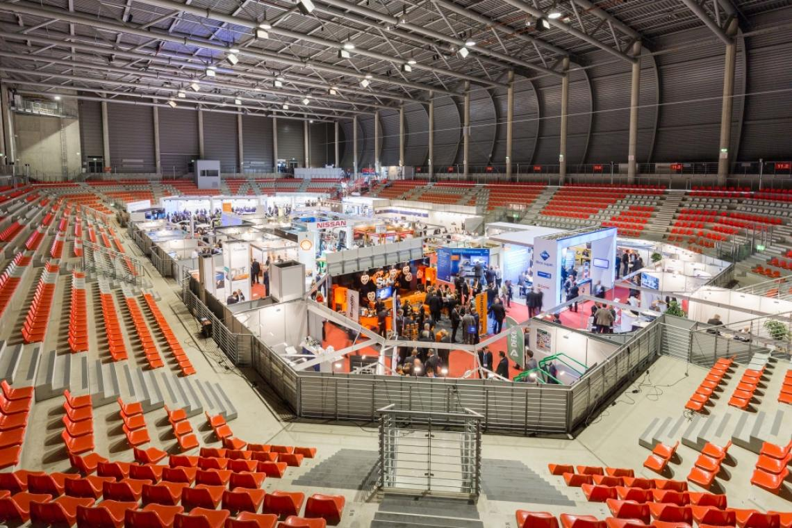 Messe in der ring°arena