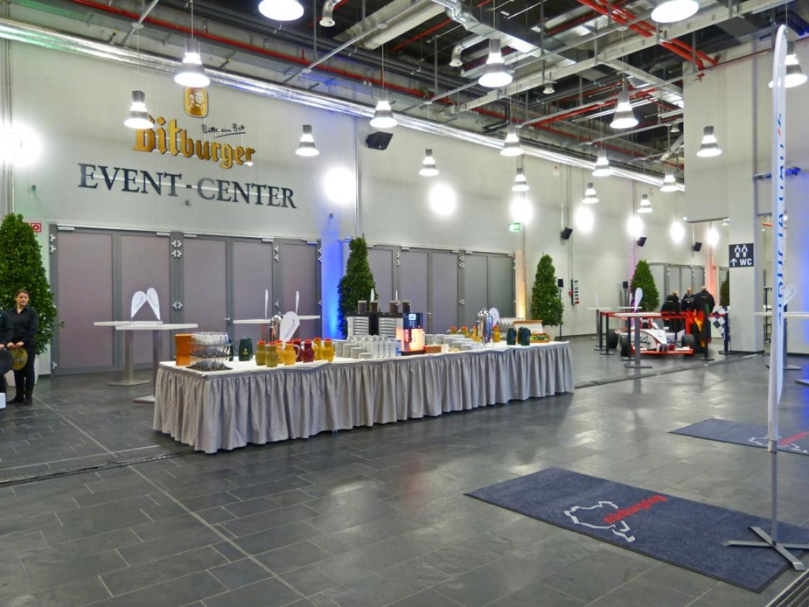 BITBURGER Event-Center