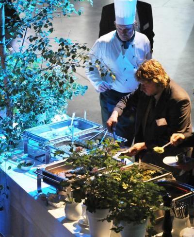 L & D bietet außergewöhnliches Event Catering für jeden Anlass an jedem Ort