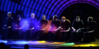 stickStoff Drumming Entertainment beim Supertalent