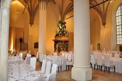 Bayrisches Nationalmuseum Eröffnung Kunstmesse