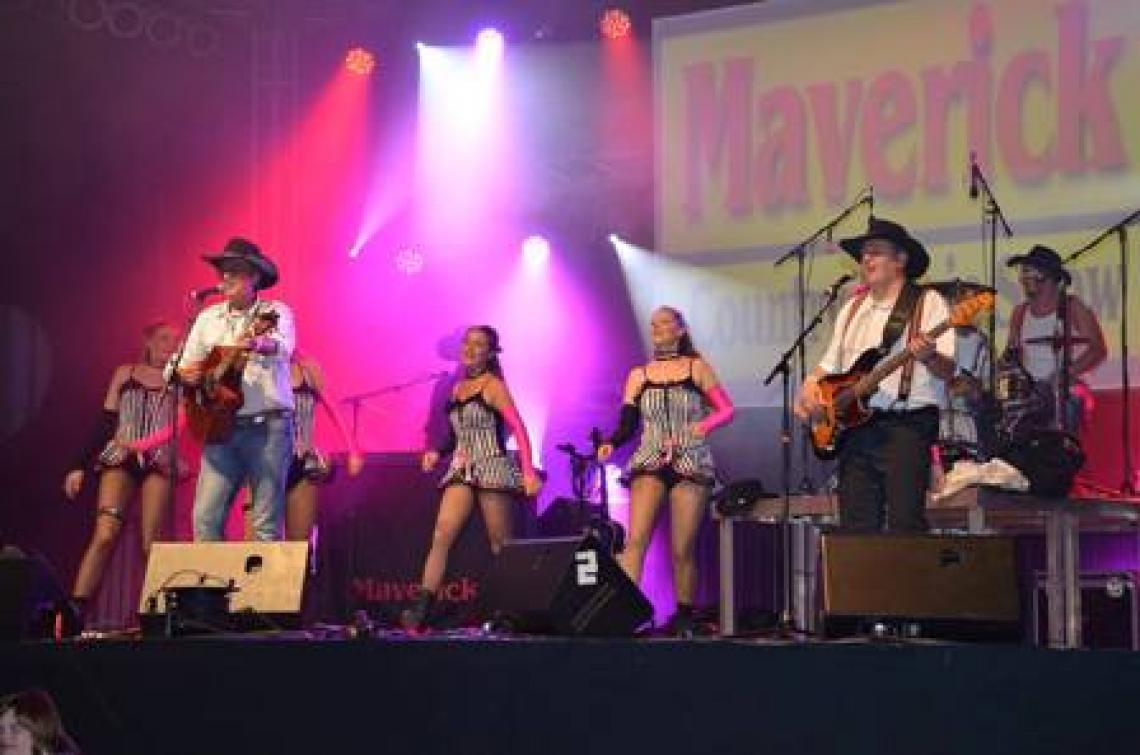 Maverick Country Entertainment MUsic Show