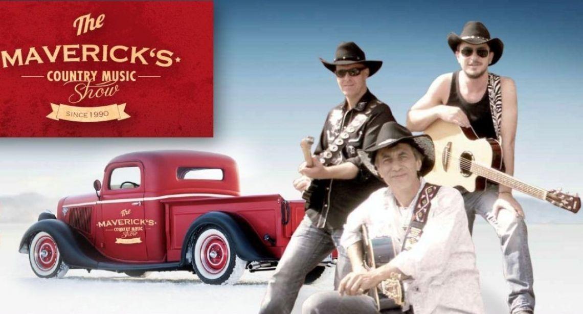Keine Angst vor Cowboys! Von wegen verstaubtes Country Image, von wegen stundenlanges Gequietsche auf alten Geigen – Die Mavericks Musiker geben ganz schön Gas, einfallsreich, kreativ, rockig und publikumswirksam arrangierte Live Musik vom Allerfeinsten, dargeboten mit dem immer wieder frischen Spaß auf der Bühne von den leidenschaftlichen Überzeugungstätern der Mavericks Band den Rockin Deutschland Cowboys !