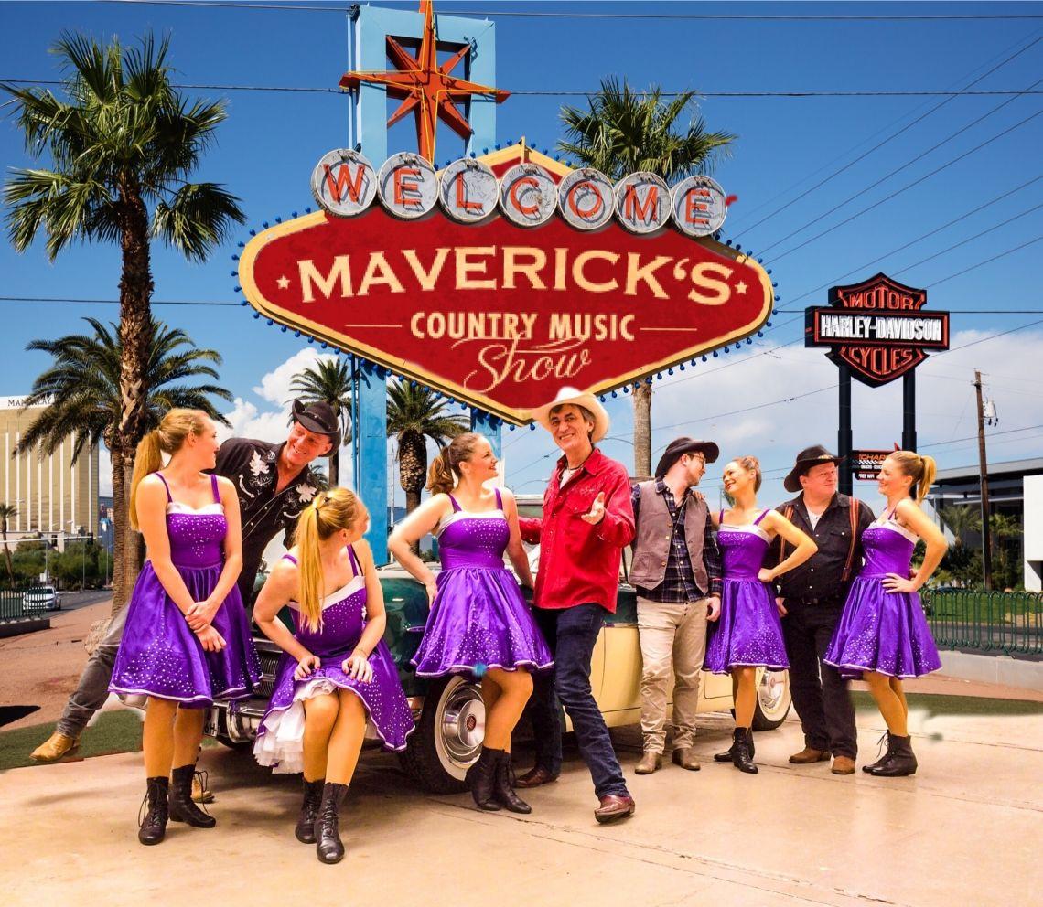 Las Vegas Ein mitreißendes, unterhaltsames Musikabenteuer – und Sie sind mittendrin!