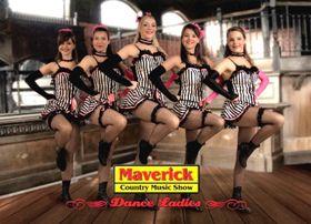Dance Ladies Die Maverick Dance Ladies bringen Ihre Veranstaltung in Schwung
