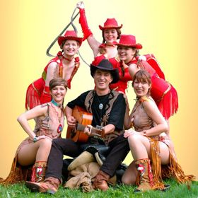 Deutschlands einmalige Country Music Show.