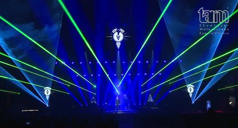 Lea Award Vnv Nation Lasershow