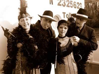 Unsere Mafia-Gesellschaft für Ihren Casinoabend