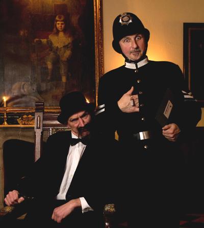 KrimiDinner: Sir Williams Geheimnis KrimiDinner: Sir Williams Geheimnis
