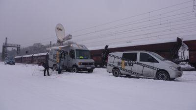 RTL Live-Berichterstattung Zugunglück Live-Berichterstattung Zugunglück für RTL