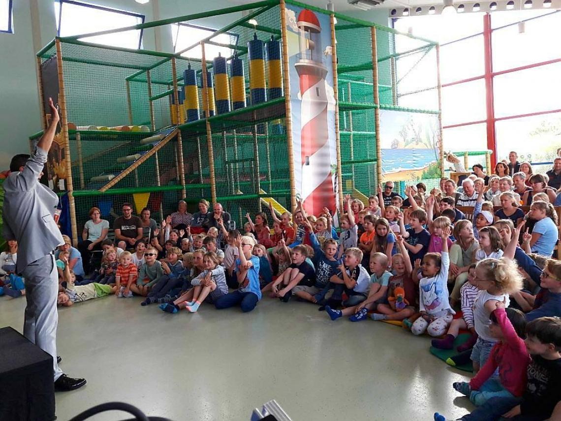 Kinderprogramm auf Wangerooge