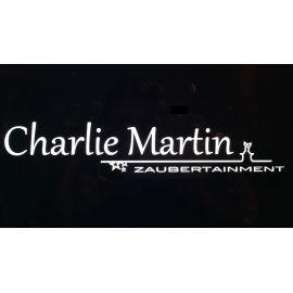 Charlie Martin Zaubertainment