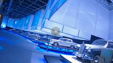 Launch der Mercedes-Benz S-Klasse