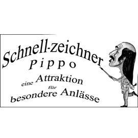 Pippo Malerei - Portraits - Karikaturen