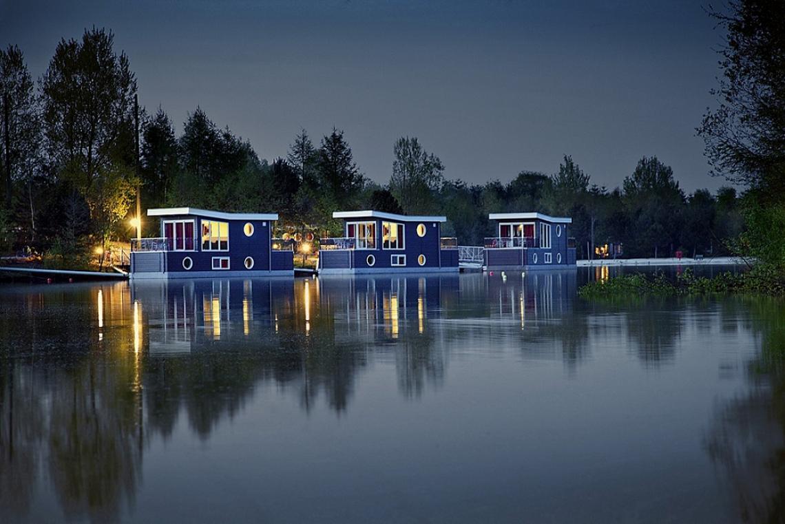 Bispingen - Bootshäuser